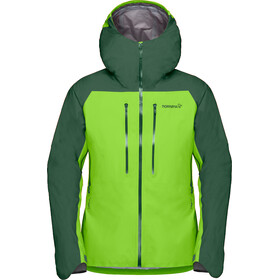 Norrøna Lyngen Gore-Tex Jas Heren, jungle green